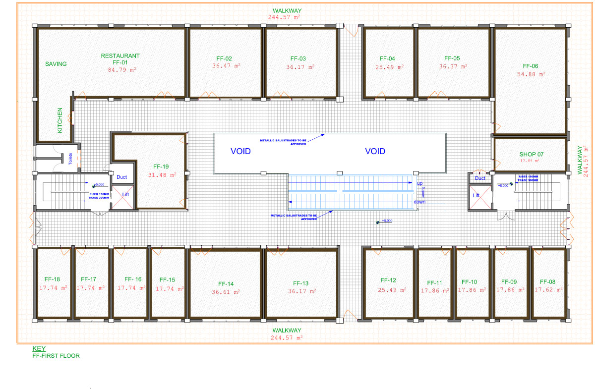 Commercial floor plans nasra estate company limited for Floorplan com